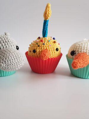 Cupcake dieren